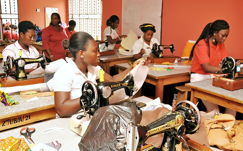 Gov T Ngo To Train And Equip Mechanics Dressmakers And Hairdressers In Kumasi For Free Bestnewsgh Com Compelling News On The Go 24 7 All Sides All Angles
