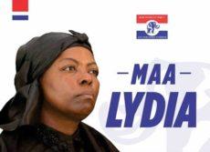 LYDIA ALHASSAN AGYARKO
